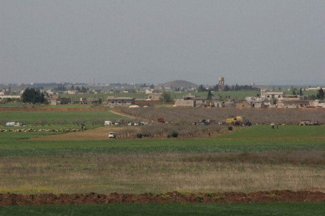 IŞİD'den kaçan Türkmenler güvenli bölgeye gidiyor