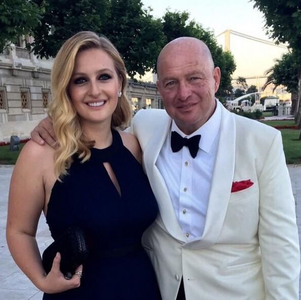 Koç Holding'te Caroline Koç sürprizi !