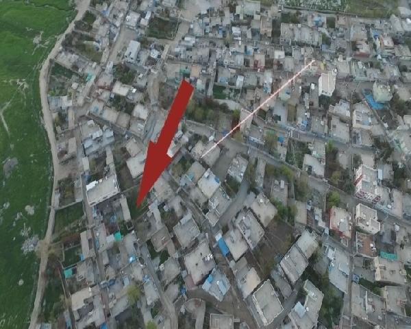 Nusaybin'de teröristler İHA'ya saldırdı