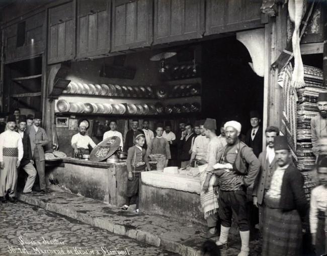 En net görüntülerle Osmanlı döneminde İstanbul