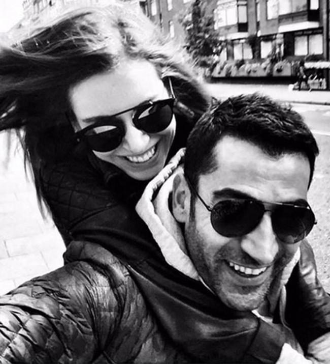 İşte Sinem Kobal ve Kenan İmirzalıoğlu'nun aşk yuvası