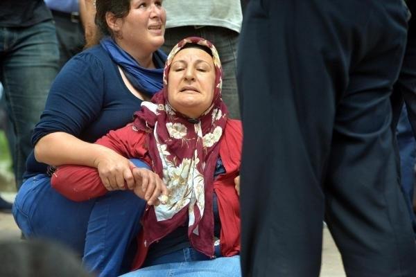 Anneden Kızına En Acı Bakış