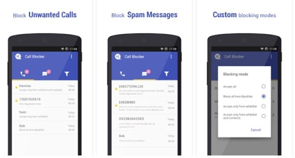 Android telefonlarda arama nasıl engellenir?