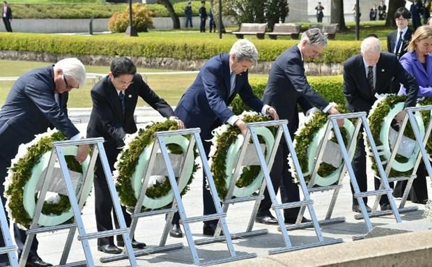 ABD'den Hiroşima'ya tarihi ziyaret