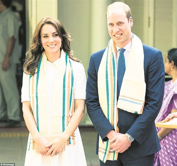 Kate Middleton'dan Marliyn Monroe pozu