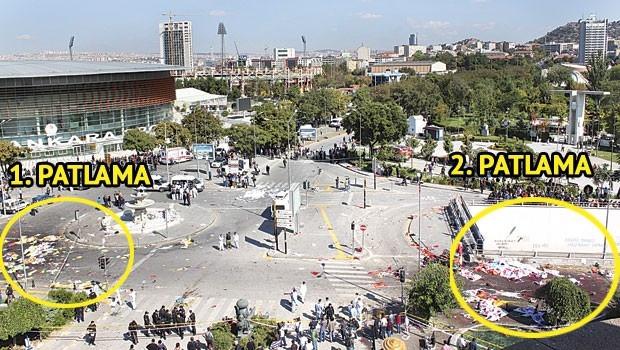 ''Ankara tren garındaki bombayı biliyorlardı''