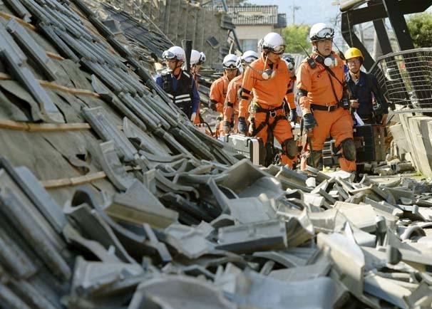 Japonya'da depremde 9 kişi öldü