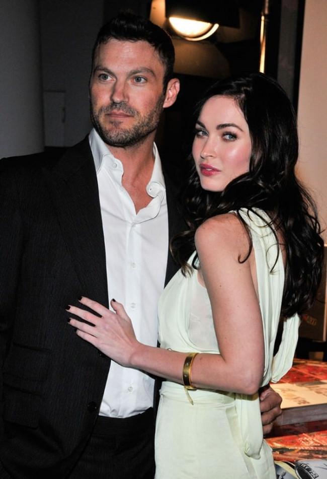 Megan Fox bebeği dünyaya gelince eşinden boşanacak