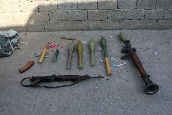 Köprüye bomba koyan PKK'lı öldürüldü!