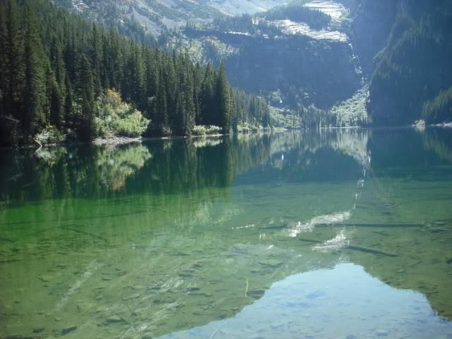 Dünyanın en berrak suları