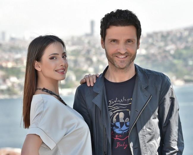 Sinan Özen ve Burcu Kartal evleniyor !