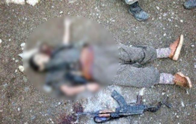 PKK öldürülen teröristlerin cesetlerini gömüyor