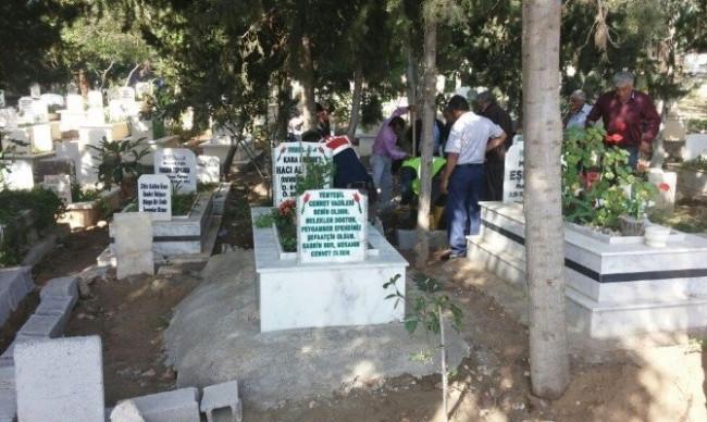 Suphi Altındöken'in Mezarı Erdemli'de İddiası Vatandaşı Ayaklandırdı