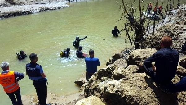 Nehre düşen iki kız kardeşin cesetleri bulundu