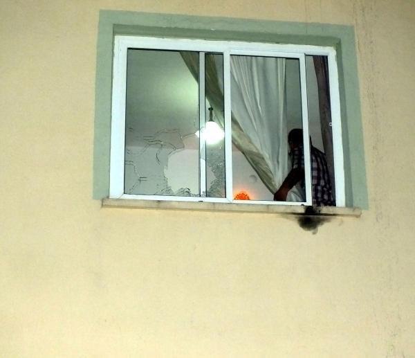 Marmaris'te Havai Fişek Evi Yakıyordu