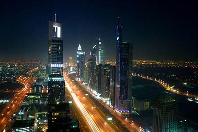 Dünyanın 8. harikası Dubai