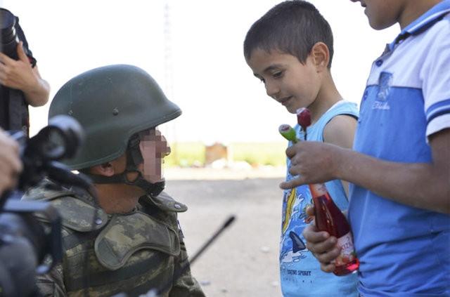 Nusaybin'de kurtarma operasyonu
