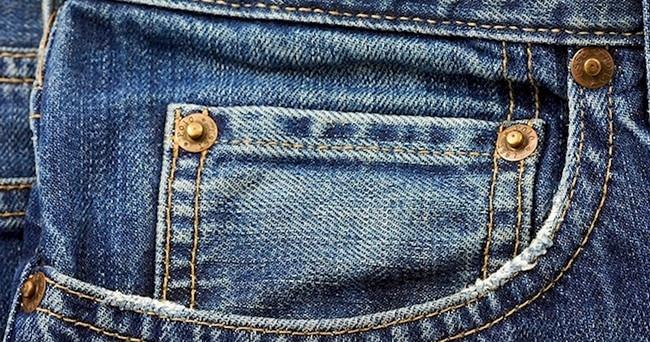 Pantolon ceplerinde neden perçin var?