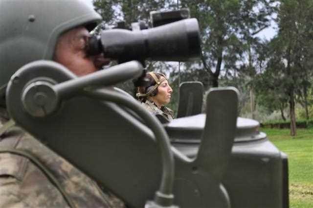 Savaşta barışta her yerde kahraman! İşte TSK'nın gururu kadın asker