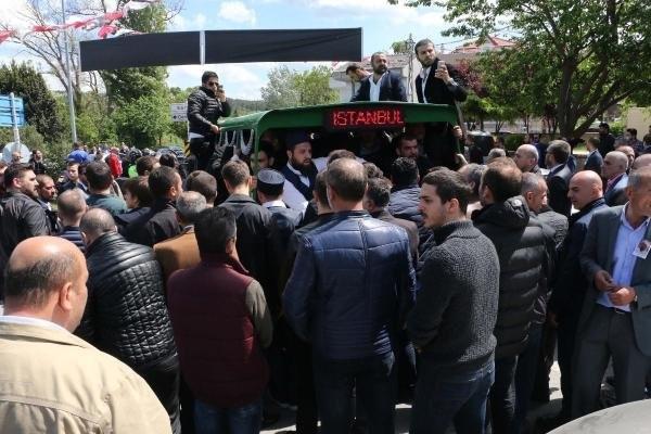 'Oflu İsmail'in oğlu Hasan Hacısüleymanoğlu toprağa verildi