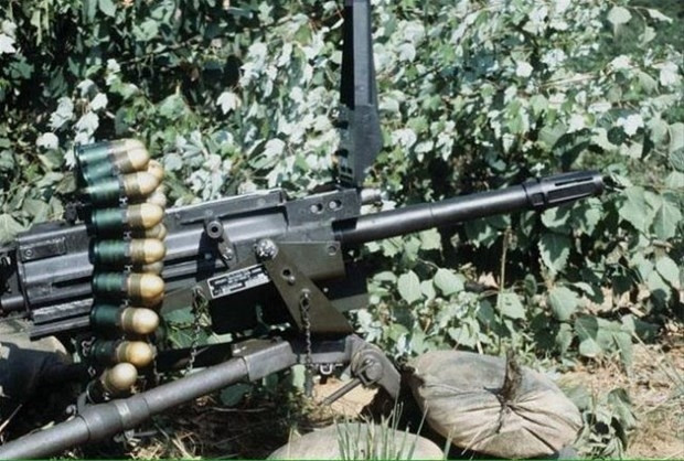 Teröristlerin kullandıkları silahlar