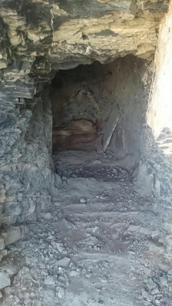 Uludere'de PKK'nın inlerine girildi