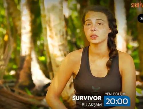 Eda Akkaya'dan Survivor itirafı