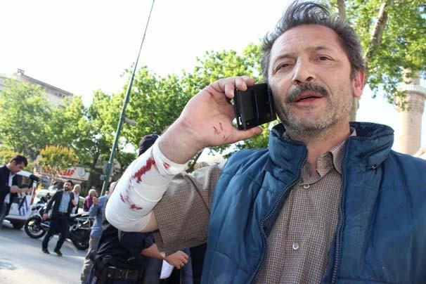 Bursa'da patlama: Ölü ve yaralılar var