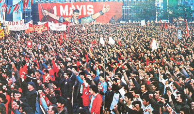 Türkiye tarihine damgasını vuran mitingler