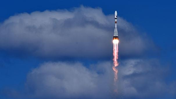 Rusya 'Soyuz' roketini fırlattı