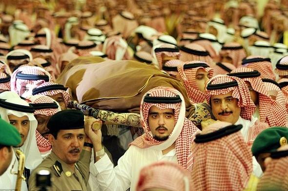 Suudi Prens tanınmaz halde !