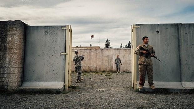 Yılın en iyi askeri fotoğrafçısı seçildi