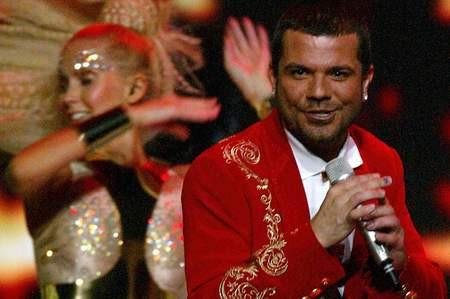 Eurovision Yarı Finalinden muhteşem kareler