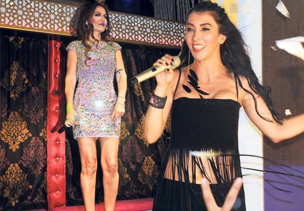 Demet Akalın, Hande Yener arasında 'Hande Hanım' gerginliği
