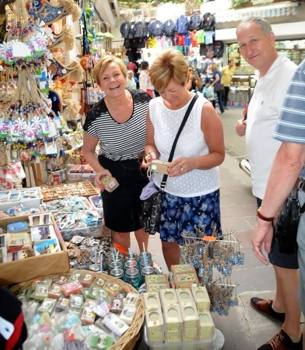Bodrum'da turist akını başladı