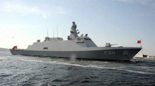 Türk ordusunun hayalet gemisi ''MİLGEM''