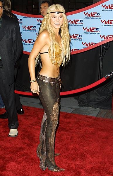 ''Shakira'nın kökenleri Osmanlı'ya dayanıyor'&#