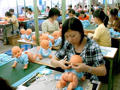 Çinli oyuncakçılar