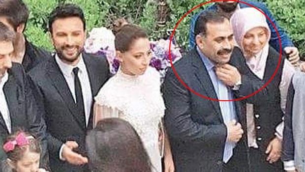 Tarkan ve Pınar Dilek'in nikahından görülmemiş kareler