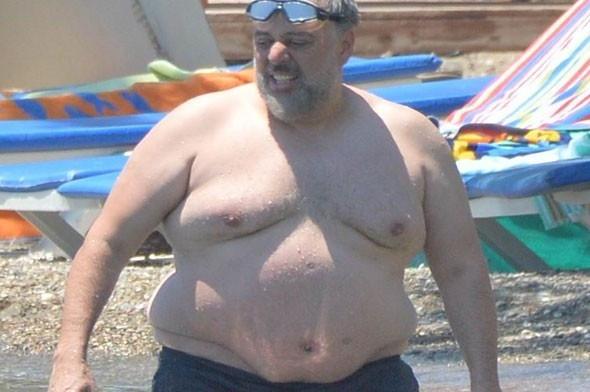 Hamdi Alkan 52 kilo verdi! Şu haline bakın