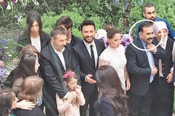 Düğünden yeni fotoğraflar ortaya çıktı