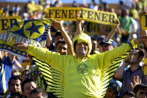 Son şampiyon Fenerbahçe !