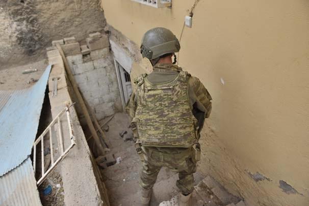 PKK'nın Nusaybin planı suya düştü