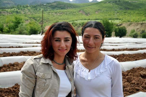 Tunceli'ye sera kurdular