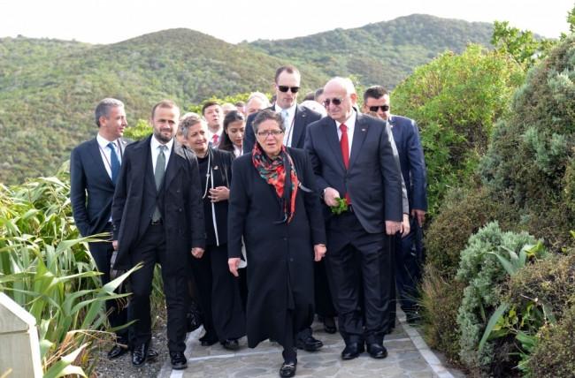 Yeni Zelanda'da İsmail Kahraman'ı şaşırtan an!