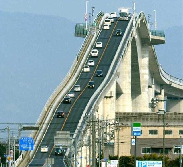 Dünyanın en korkunç köprüleri!