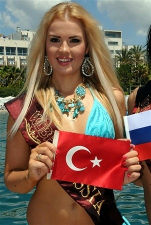 Rus ve Türk yan yana gelince...