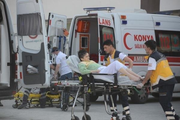 Engelli bakım merkezinde yangın dehşeti