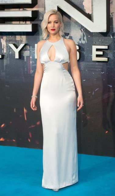 Jennifer Lawrence X-Men galasında