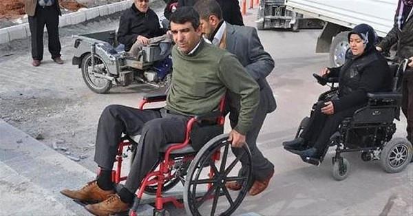 Engelliler haftasında şok eden fotoğraflar